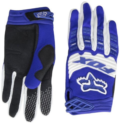 2014 Fox Head Men's Dirtpaw Race Glove, Blue, Medium ()