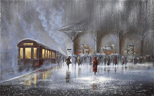 Twenty-three Building Picture Jeff Rowland Station Rain Meet