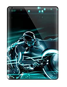 7483011K33287818 Ipad Air Case, Premium Protective Case With Awesome Look - Tron Legacy 3d