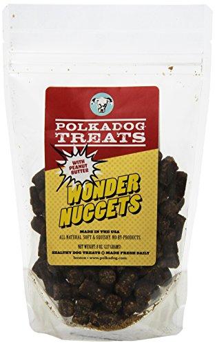 Polka Dog Bakery Super Dog Treats Wonder Nuggets - Power-B - 8 oz -