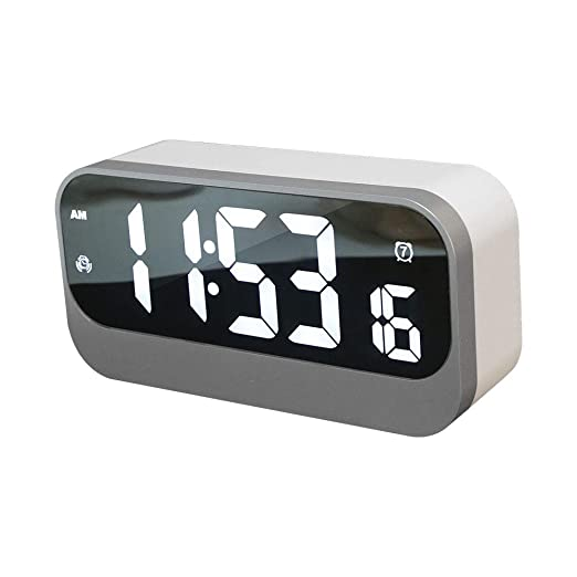 Household appliances Espejo Reloj Despertador Digital, Dormitorio ...