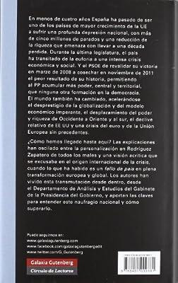 Qué nos ha pasado?: El fallo de un país (Ensayo): Amazon.es: Ortega, Andrés y Pascual-Ramsay, Ángel: Libros