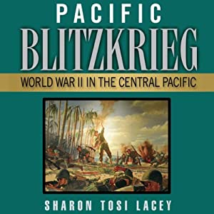 Pacific Blitzkrieg Audiobook