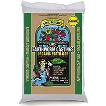 Unco Industries WWSB15LB Wiggle Worm Soil Builder Earthworm Castings Organic Fertilizer, 15-Pound