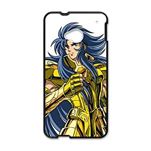 Happy Anime cartoon character Cell Phone Case for HTC One M7