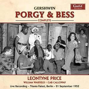 George Gershwin: Porgy and Bess