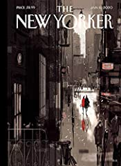 Week after week, The New Yorker keeps its reader current. Subscribe now and don't miss the New Yorker's famous fiction and poetry, book and film review, its incisive looks at politics, people and the way we live, and of course, those CARTOONS...