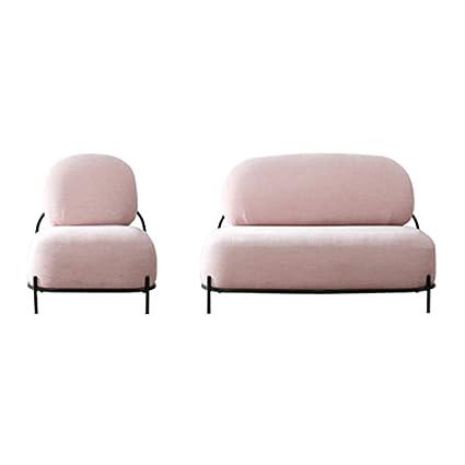 Conjuntos de sofás 1 + 2 plazas Sofa con Respaldo Suave Sin ...