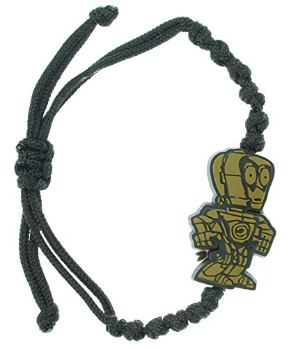Star Wars C 3PO Rubber Bracelet