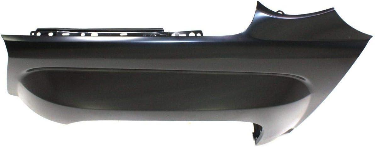 Fender For 2010-2017 GMC Terrain Front Left Primed Steel w// 3 Mounting Holes