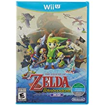 The Legend of Zelda - The Wind Waker HD Wii U