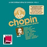 La discothèque idéale de Diapason, vol. 2 / Chopin : Oeuvres pour piano.