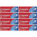 Colgate Cavity Protection Fluoride Toothpaste, Great Regular Flavor, Travel Size TSA Aproved, 1 Ounce...