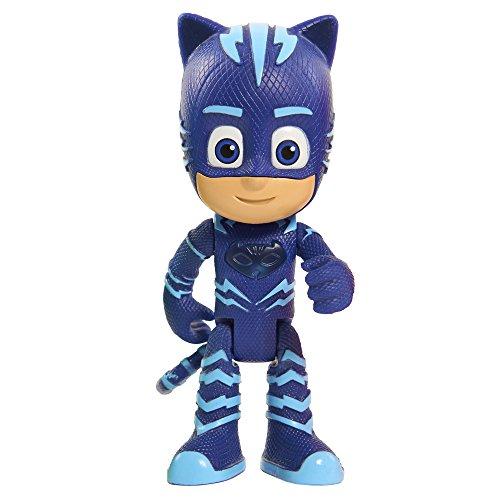 PJ Masks - Figura con luz Gatuno (Bandai 24546): Amazon.es: Juguetes y juegos