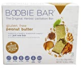 Cheap Boobie Bar – Herbal Breastfeeding Bar – Gluten Free Peanut Butter – 6 Individually Wrapped Bars, Lactation supplement supporting healthy breastmilk supply