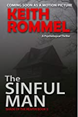 The Sinful Man: A Psychological Thriller (Shade of the Reaper Book 3) Kindle Edition
