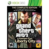 GTA IV : episodes from Liberty City - édition intégrale