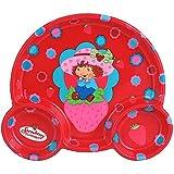 Strawberry Shortcake Plastic Kids Plate by Strawberry Shortcake