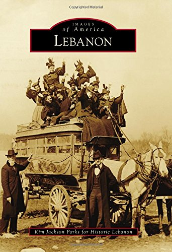 Lebanon (Images of America) - Square Heights University