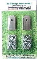 30 Messer für Husqvarna Automower ® inkl. Schrauben