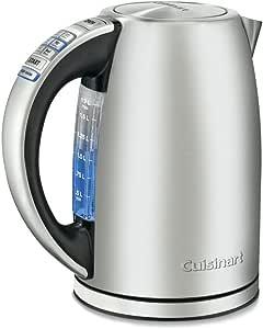 Cuisinart CPK-17A Programmable Kettle, Stainless Steel