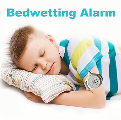 Hot Bedwetting Alarm for Kids Girls & Boys - CUMIZON Nocturnal Enuresis Treatment Nighttime Potty Training Alarm for cheap