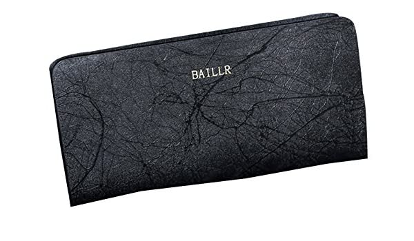 d58c0b33664 Ubasics Balr Men's Casual Card Holder Cracks Leather Wallets: Amazon.ca:  Shoes & Handbags