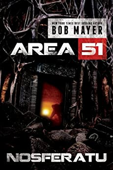 Nosferatu (Area 51 Series Book 8) by [Mayer, Bob]