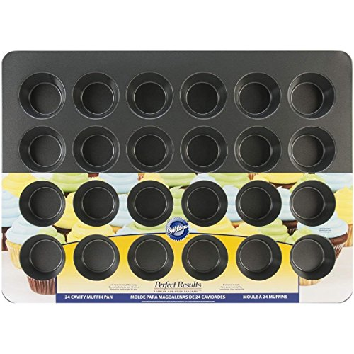 Amazon.com: New Large 24 Cup Standard Non Stick Muffin Baking Cake Pan with Kitchen Tools Combo: Kitchen & Dining