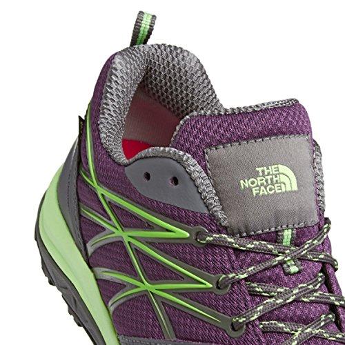 color Lite Púrpura Hedgehog Face Fastpack verde Verde de mujer Black senderismo Zapatilla Gore The Grosella Tex para lila Paradise North fwI7qITB