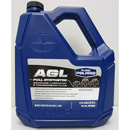 Polaris AGL Plus Synthetic Gearcase Oil Lube Lubricant/Trans