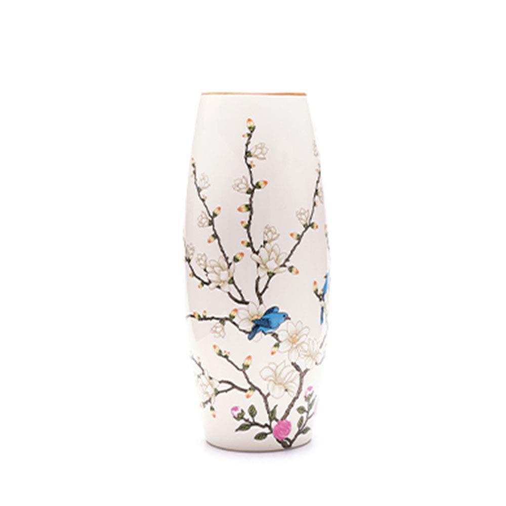 Jarrón de cerámica decoración