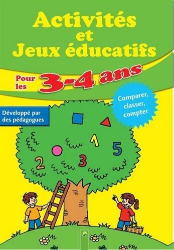 Activites Et Jeux Educatifs Pour Les 3 4 Ans Praca Zbiorowa 9783862334001 Amazon Com Books