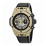 Hublot Big Bang Unico Full Magic Gold Skeleton Dial Limited Edition Men's Watch 411.MX.1138.RX