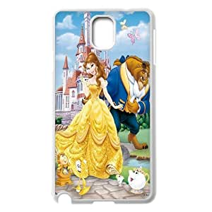 James-Bagg Phone case Beauty And The Beast Pattern Design Case For Samsung Galaxy NOTE3 Case Cover Style-18