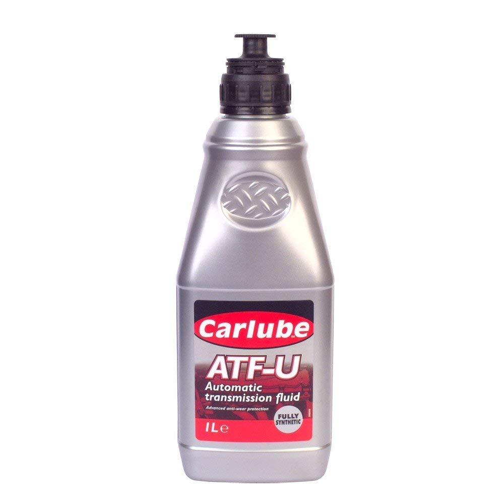 Carlube XTU001 Automatic Transmission Fluid Tetrosyl Group Limited