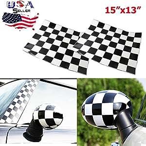 Amazon Com Checker Checkerboard Racing Flag Vinyl