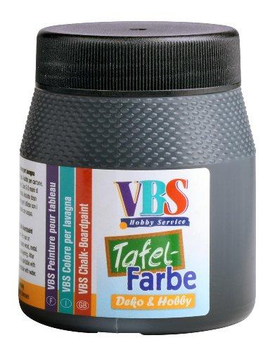 Tafelfarbe VBS, 250 ml Schwarz