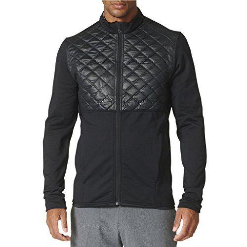 Adidas Golf 2016 Climaheat Prime Fill Insulated Quilted Mens Golf Thermal Jacket -  AF2720