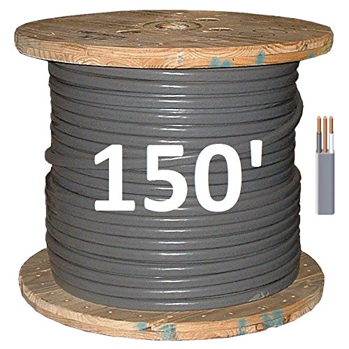 Southwire 6/2 UF (Underground Feeder - Direct Earth Buria...