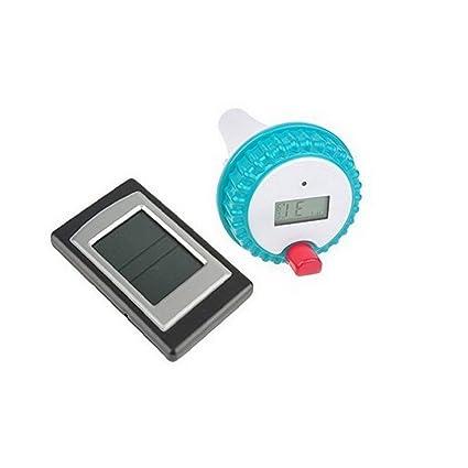 Changli - Termómetro digital inalámbrico para piscinas y ...