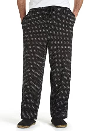 Diamond Knit Big & Tall Lounge Pants