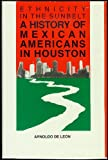 Ethnicity in the Sunbelt : A History of Mexican Americans in Houston, De León, Arnoldo, 0939709066