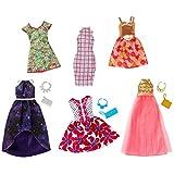 Barbie Fashions Pack, 12 Pieces