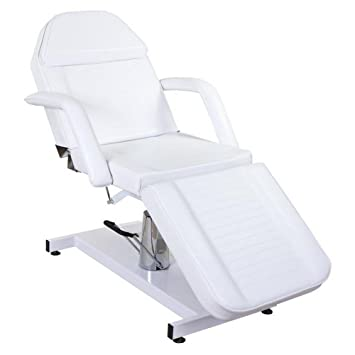 Icarus U0026quot;Hestiau0026quot; White Hydraulic Salon Spa Facial ...