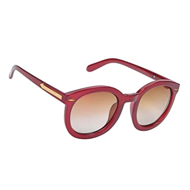 1f810e6814 Hawai Chic UV Protected Round Sunglass for Women  Amazon.in  Clothing    Accessories