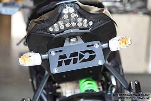 Fender Eliminator Kit for Kawasaki Ninja ZX-10R ZX-10RR 2016-2018