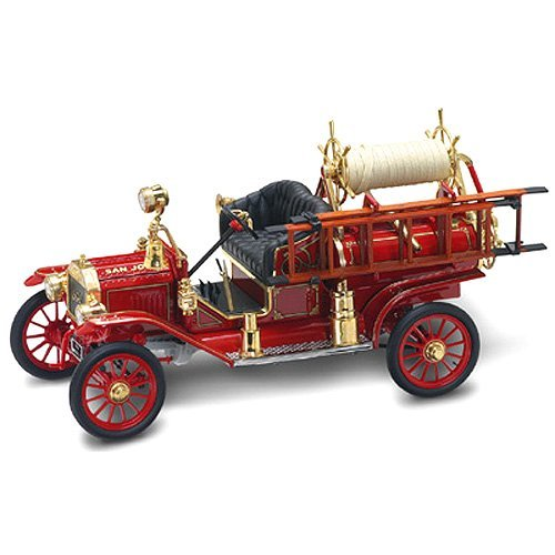 Signature Series Scale 1:18 - Diecast Model Ford Model T '14 Fire Engine