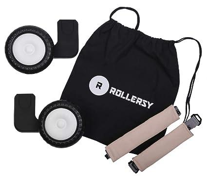 151ad358f Rollersy Roll-SR Rollersy - Ruedas con asa para portabebés (0-13 kg ...