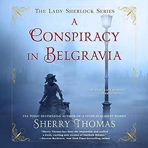 A Conspiracy in Belgravia Audiobook